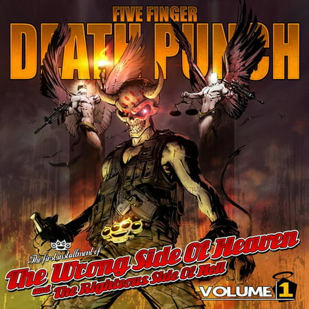 The Wrong Side Of Heaven & The Righteous Side Of Hell, Vol. 1 (CD)