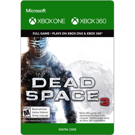 Xbox One Dead Space 3 (email delivery) (Dead Space 3 Best Weapon To Craft)