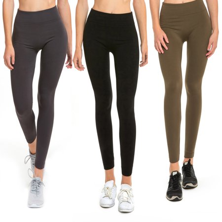 8be6f0749b4673 Uni Style Apparel - Uni Style Apparel Ladies Fleece Lined Leggings 3 ...