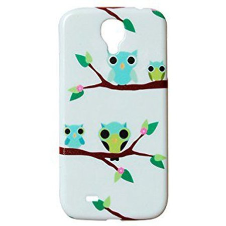 detailed look eba30 ee1e6 Cute Owls on a Branch Phone Back Cover for Samsung Galaxy S5 Case By iCandy  Products