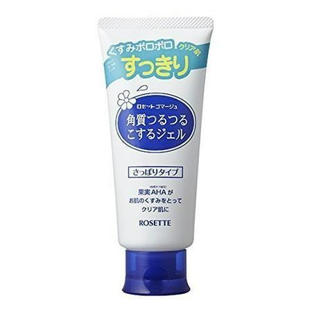 GOMMAGE Rosette Gel (Japanese Import), 120g