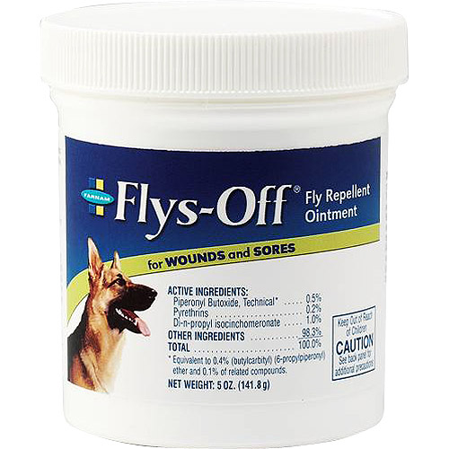Flys Off Fly Repellent Ointment, 5 oz