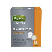 Depend Guards For Men Maximum Absorbency 52 Count