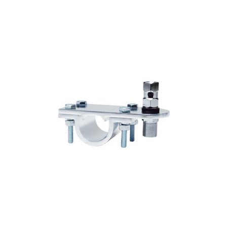 ROADPRO R RP545 HEAVY-DUTY ALUMINUM MIRROR MOUNT W SO-239 CONNECTOR  INTERNATIONAL