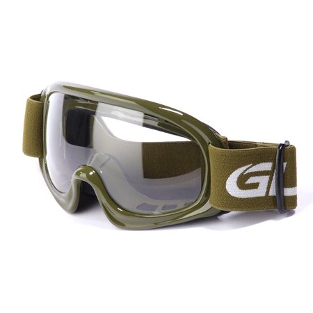 GLX Motocross & ATV Goggles, Anti-Fog