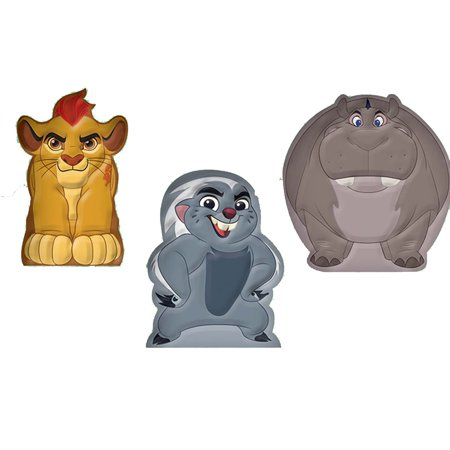 The Lion Guard Finger Puppets  12 Count
