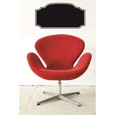 Living Room Art Frame Design Silhouette 10x20 Inches - Walmart.com