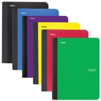 Five Star Composition Book, College Ruled, 100 Sheets, Assorted Colors