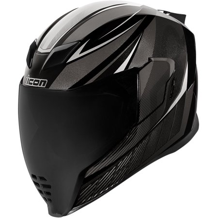 Icon Airflite QB1 Motorcycle Helmet Black