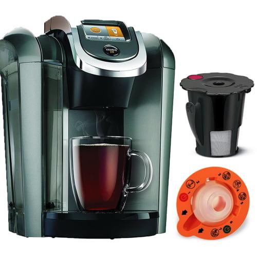 keurig k545 plus, coffee maker single serve 2.0 brewing system ...