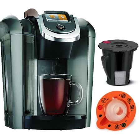 Keurig K545 Plus, Coffee Maker Single Serve 2.0 Brewing System, Exclusive Offer Includes 2.0 ...