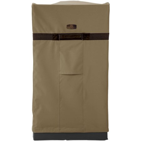 Classic Accessories Hickory Square Smoker Patio Storage Cover, Up to 16