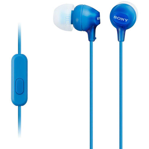 Sony Fashion Earbud Headphones with Smartphone Control