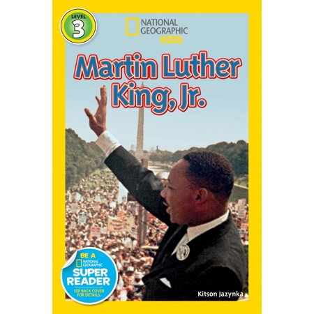 National Geographic Readers: Martin Luther King,