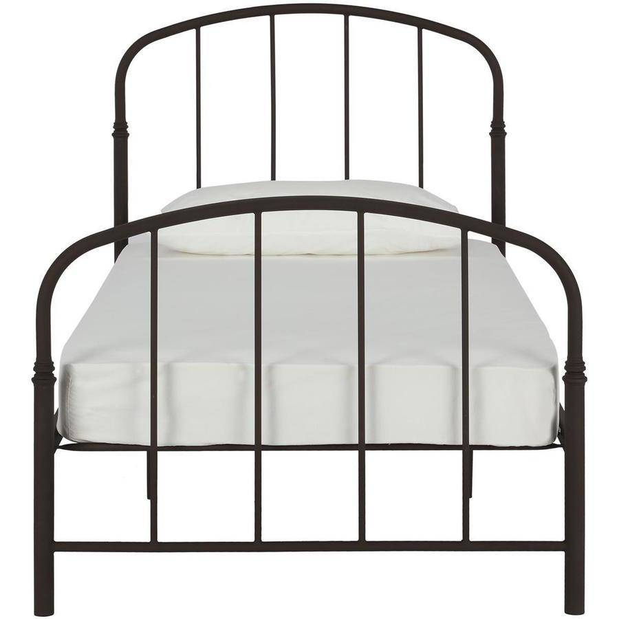 Dorel Home Lafayette Metal Bed, Multiple Sizes and Colors