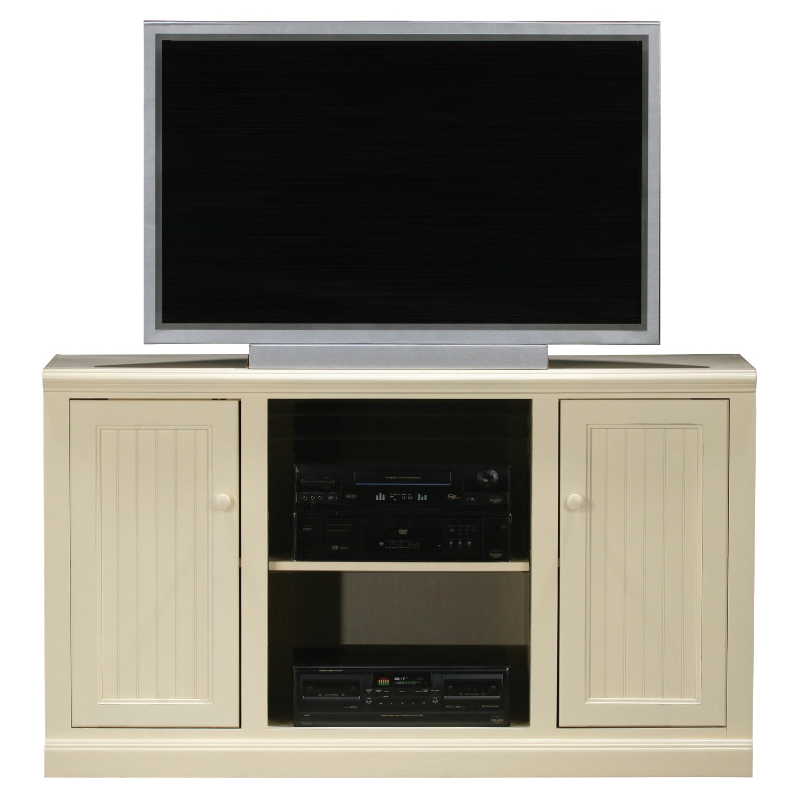 Eagle Furniture Coastal 55 in. Thin-Screen Entertainment Center