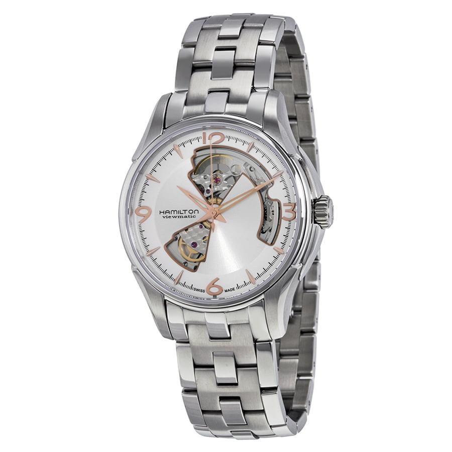 Hamilton Jazzmaster Automatic Open Heart Dial Mens Watch H32565155 by Hamilton
