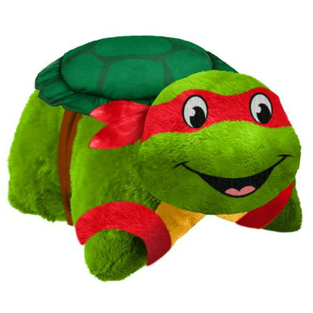 Pillow Pets TMNT Raphael Plush 16