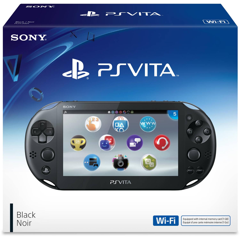 PlayStation Vita Handheld with WiFi