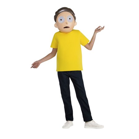 Teen's Rick & Morty Morty Costume](Rick & Morty Costume)