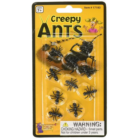 Ants Creepy Halloween - Ao Halloween