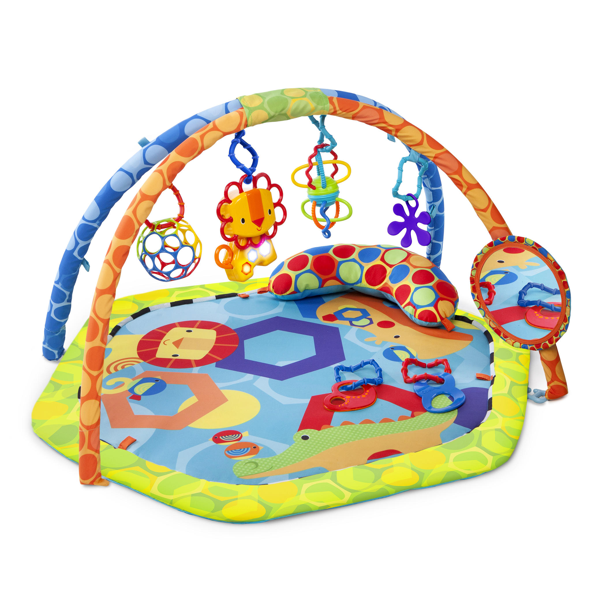 Kids II Oball Play-O-Lot Activity Gym