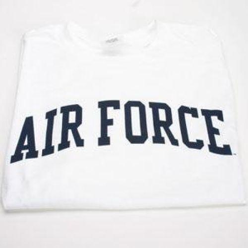 Air Force Falcons T-shirt - Arch, White