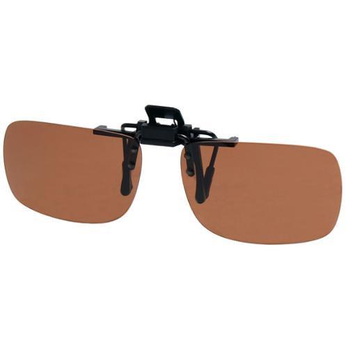 c3e0f9dcf5 Amber Lenses Cocoons Rectangle Flip-Up Polarized Sunglasses - Walmart.com