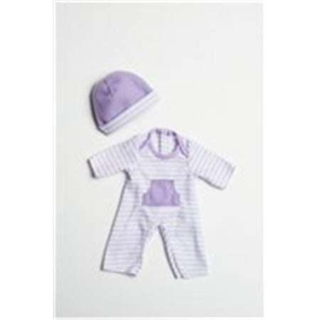 For Keeps CLO13107Purple Clothing for 11 in. Dolls, Purple