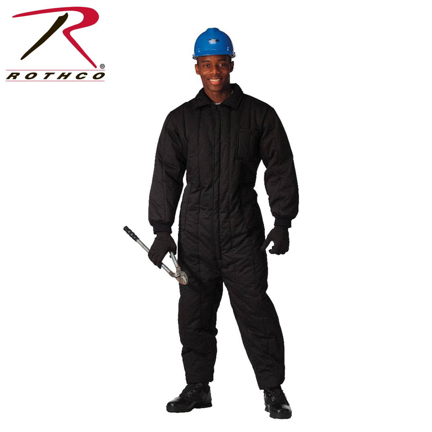 Rothco Insulated Coveralls by Insulated Coveralls