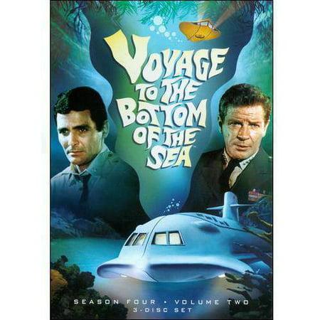 Voyage To The Bottom Of The Sea: Season 4, Volume 2 (Full