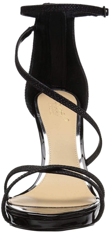 26527edb7765 Badgley Mischka Womens Galen Open Toe Casual Ankle Strap Sandals