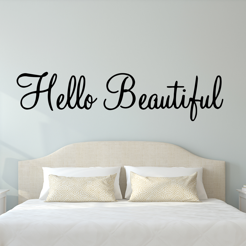Hello Gorgeous Hello Beautiful Hello Handsome Hello Etsy