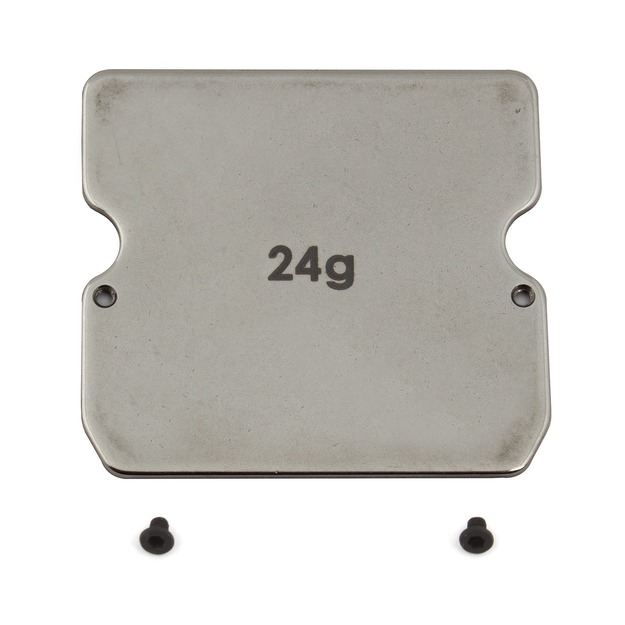 Associated Steel Chassis Weight 25g B6 91747