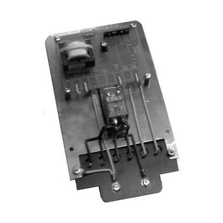 Relay Track Mount - LUMENITE CONTROL TECHNOLOGY INC. WFLTV-TM-4012 Track Mount Level Control,2 Relay