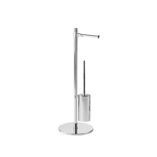 Gedy by Nameeks Virginia Bathroom Butler Free Standing Toilet Paper Holder by GT-Lite