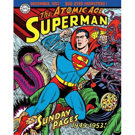 Superman: The Atomic Age Sundays Volume 1 (1949-1953) - Fat Man Atomic