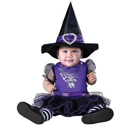 Witch & Famous Infant Costume - Famous Groups Of Three Costumes