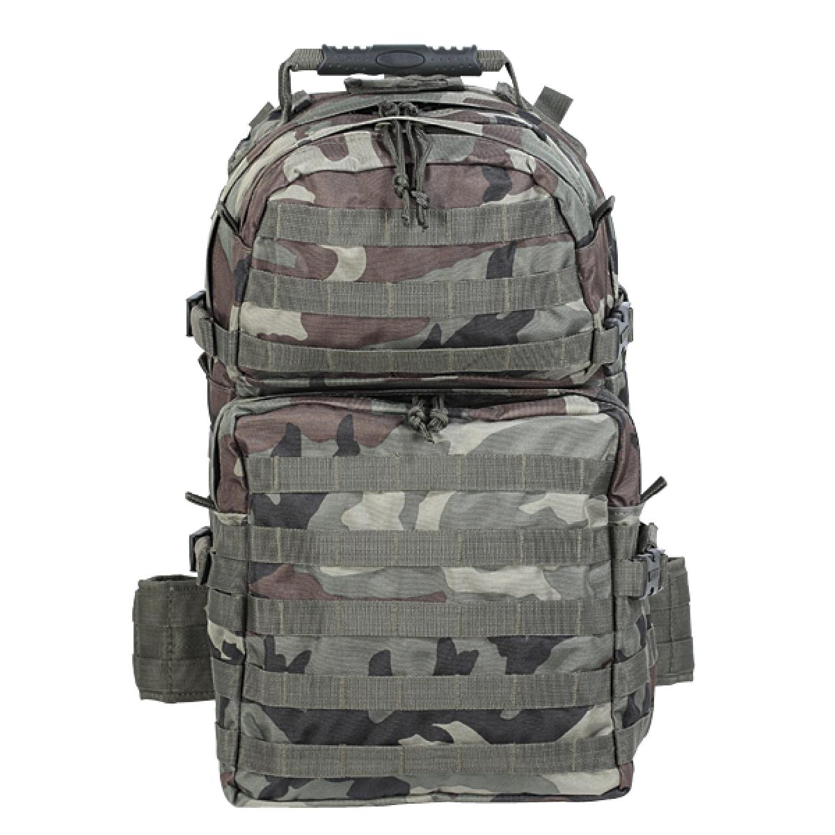 b7c0892a1858 Voodoo Tactical 15-817101000 Black New Enhanced Military 3-Day Assault Pack
