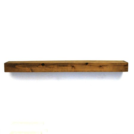 Dogberry Collections Mantel Farmhouse Floating Shelf