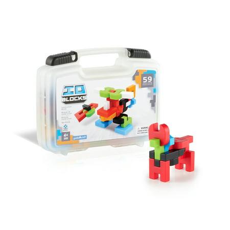 Io Blocks    59 Pc  Travel Set