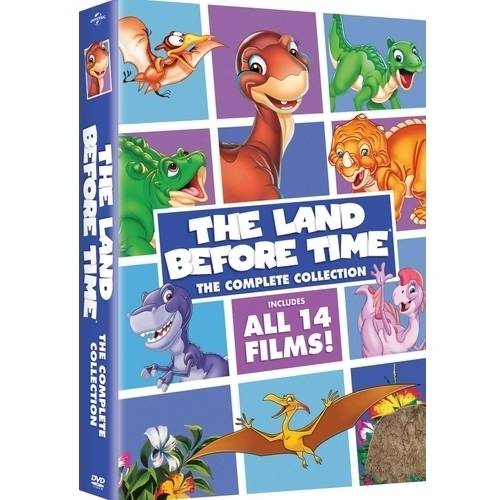 The Land Before Time: The Complete Collection (Anamorphic Widescreen)
