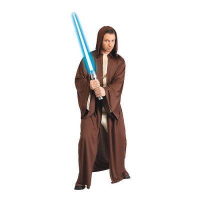 66241f6ee5 Men s Star Wars Jedi Knight Robe - Standard - Walmart.com