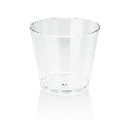 Plastic 1oz Shot Glass Set - 50 pc