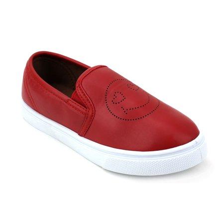Om  Girls Jubilee Emoji Sneakers
