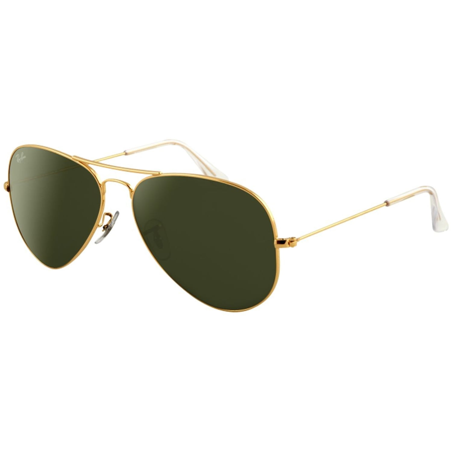 ray ban aviator rb3025  ray ban men's aviator rb3025 l0205 58 gold aviator sunglasses