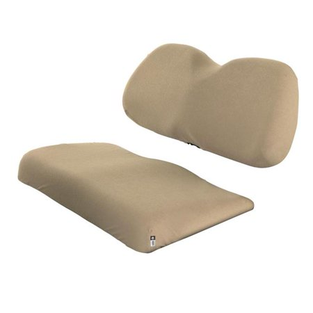 Terry Cloth Seat Covers (Golf Car Terry Cloth Seat Cover, Khaki )