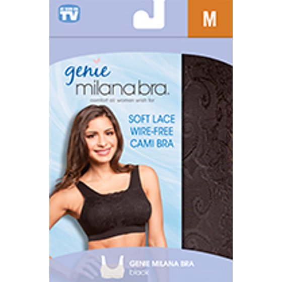 dc349fd8e9 Turn the Milana Bra inside out. 2. With two fingers