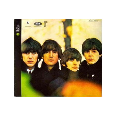 Beatles for Sale (CD) (Remaster) (Limited Edition) (Digi-Pak) (Music Record Sales)