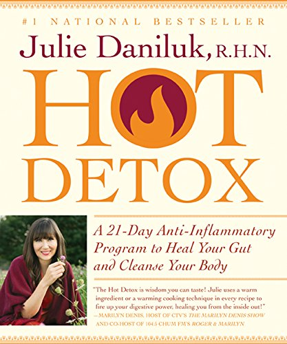 Hot Detox: A 21-Day Anti-Inflammatory Program to Heal Your Gut and Cleanse Your Body - image 1 de 1